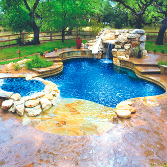 About us pool concepts san antonio tx for Pool design concepts